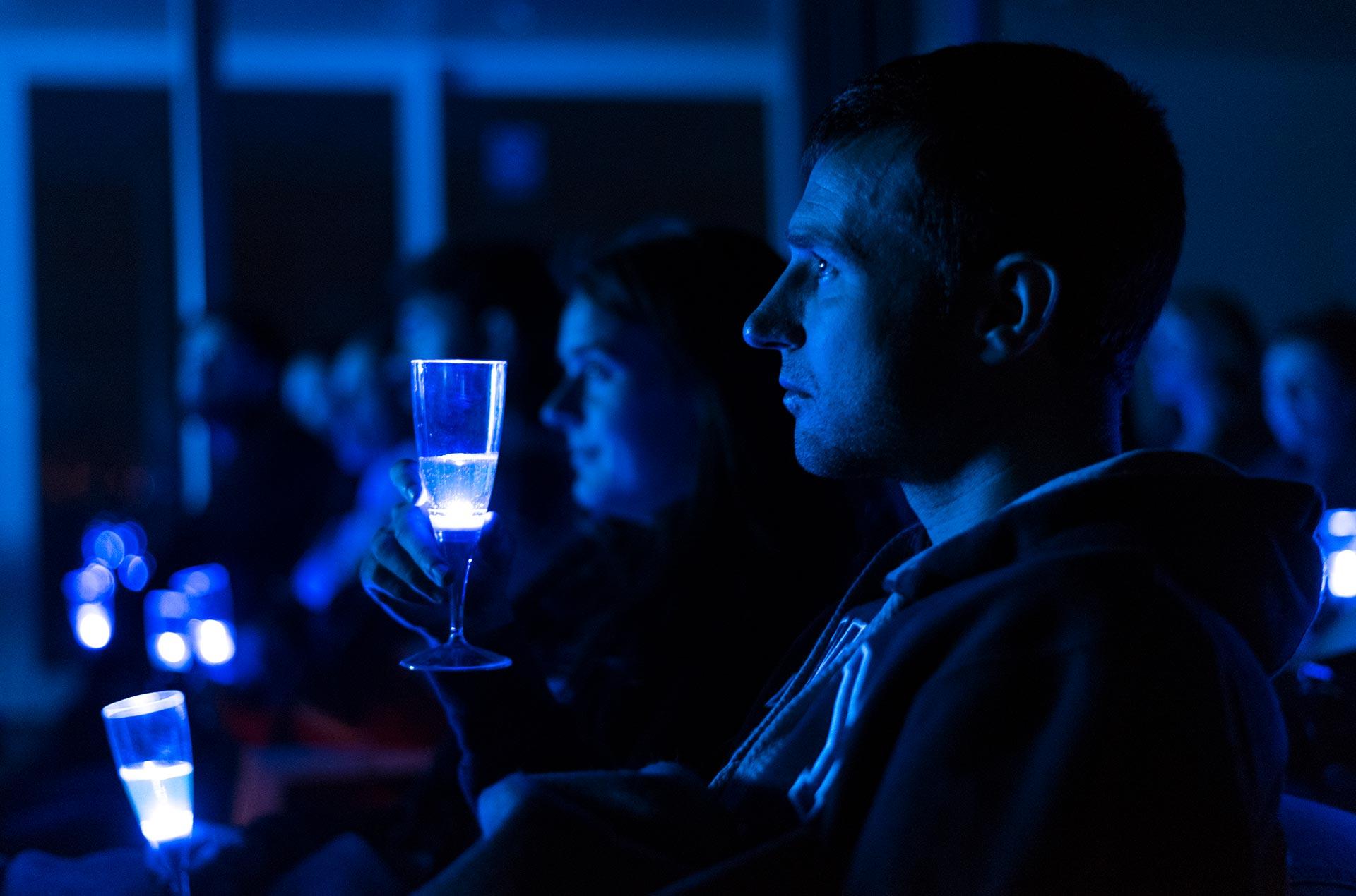 El maridaje estelar es una cata de vino y estrellas. ¡Apúntate al próximo!