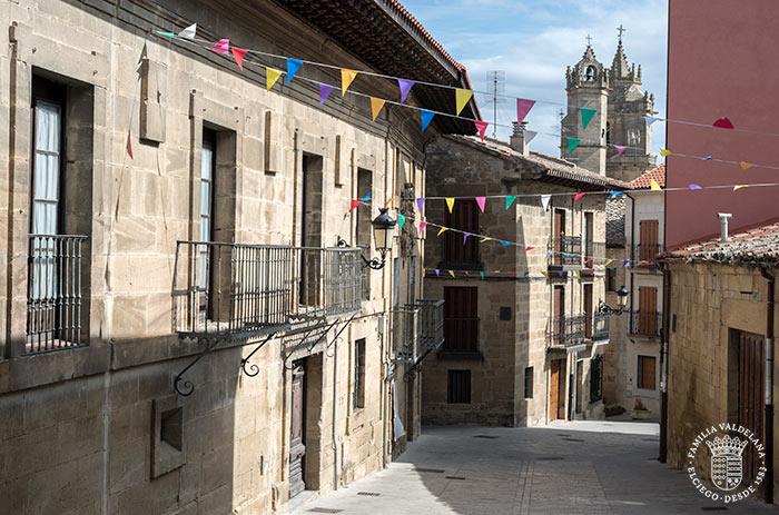 Palacios en Elciego (Rioja Alavesa, País Vasco)