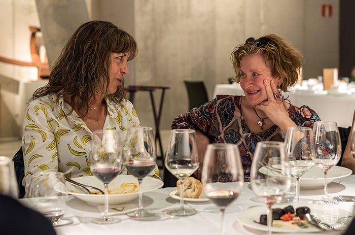 Cena en el Hotel Viura (Rioja Alavesa)
