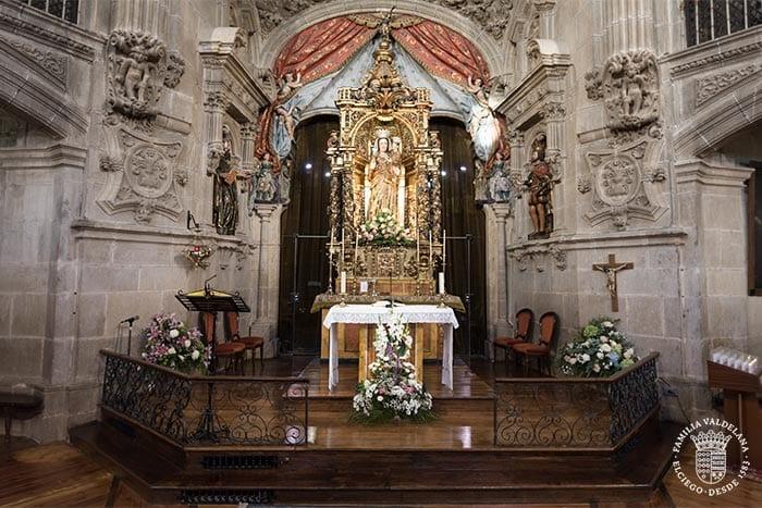 Iglesia de San Juan Bautista en Laguardia (Rioja Alavesa, País Vasco)