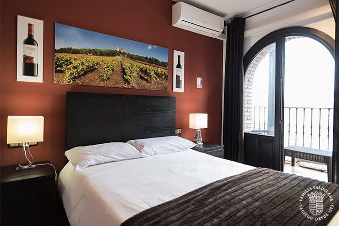 Dormir en Bodegas Valdelana, alojamiento en Elciego (Rioja Alavesa)