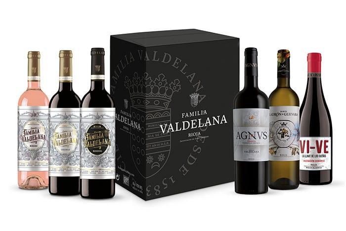 Selección de vinos de Bodegas Valdelana (Rioja Alavesa)