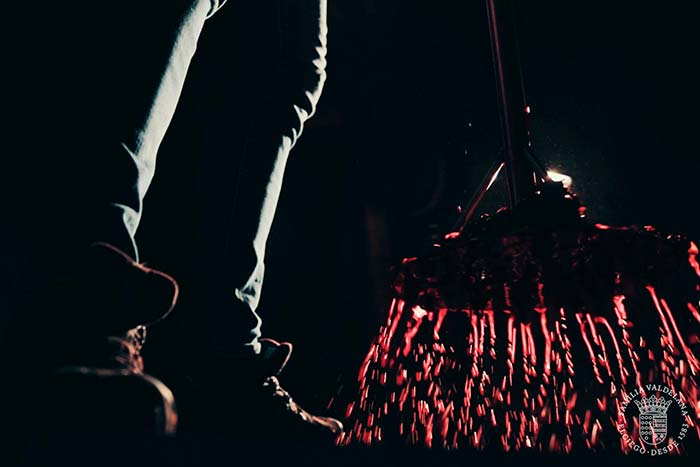 Bazuqueo, técnica para la elaboración de vinos (Bodegas Valdelana, Rioja Alavesa)