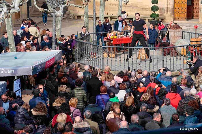 El día de gracias en Elciego - Foto Elciego.es